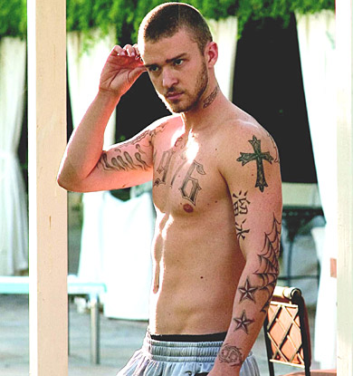 Justin Timberlake Height