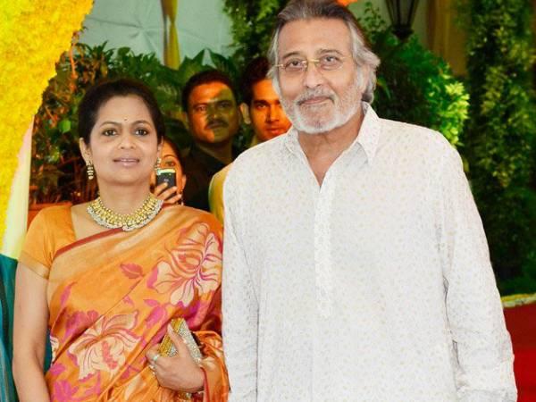 Kavita: Vinod Khanna Wife
