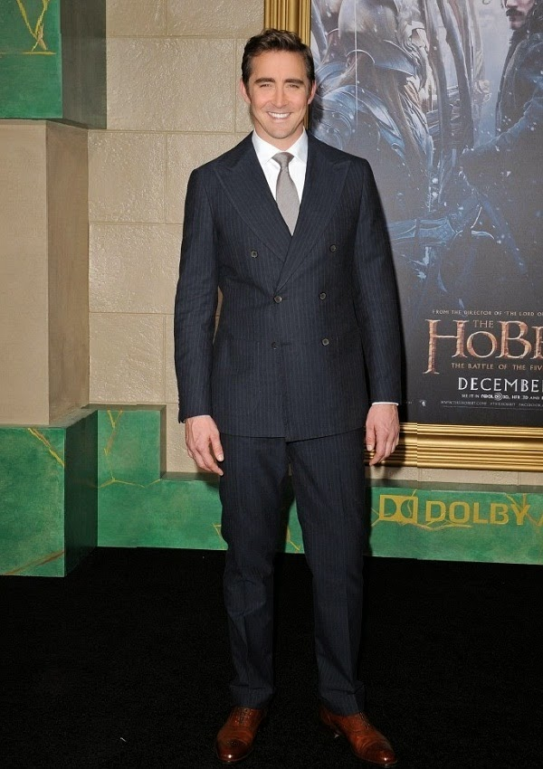 Lee Pace Height & Weight