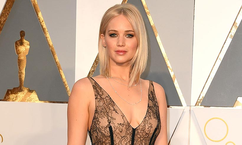 Jennifer Lawrence Height Weight and Body Measurements